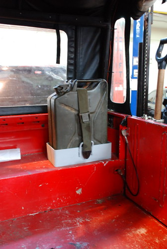 Team Land Rover Philippines Jerry Can