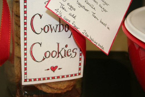 Cowboy cookies are pretty close to heaven