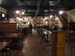 inside Barley's Taproom & Pizzeria