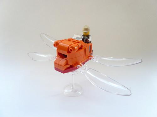 LEGO Laputa Flaptter