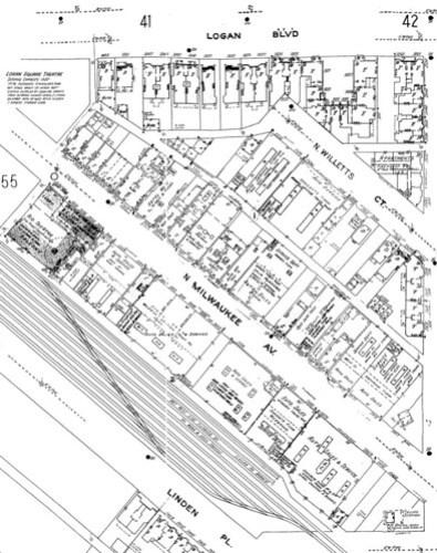 1921: The Mega Mall Block, Logan Square