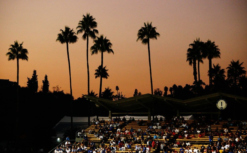 Dodger Stadium Turns 50 (3/6)