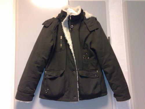 Mijn nieuwe jas!!!