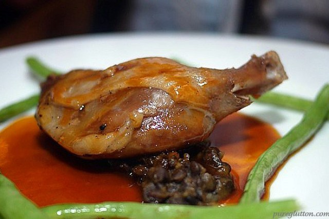 braised duck