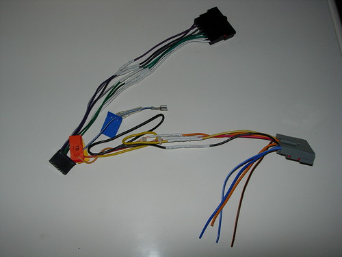 Ford Aftermarket Wiring Harness Wiring Diagram