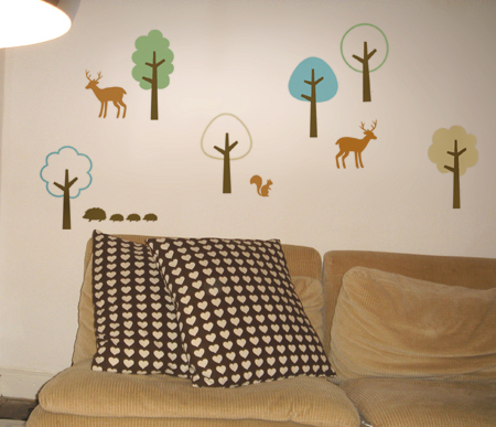 Enna *New* Wall Decals