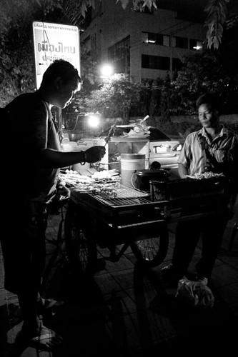 fat boy supper, Bangkok trip