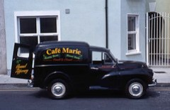 Morris Minor commercial