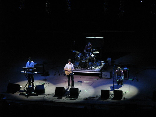 Vampire Weekend, Monolith Festival, Red Rocks 09/12/08