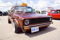 "VW Rabbit Forum "" MK1 Roof Rack ideas"" Volkswagen Rabbit ..."