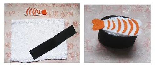 Soft Sushi Toys (3/5)