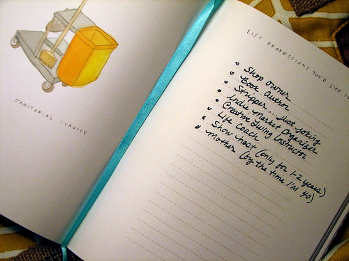 Listography {Your Life in Lists}