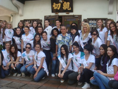 miss tourism international 2008 at ole sayang