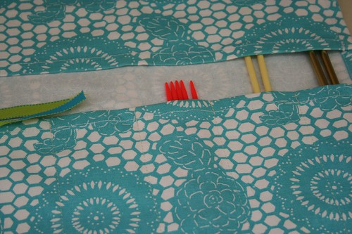 COAK: knitting roll