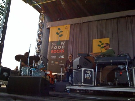 Medeski Martin & Wood at Slow Food Rocks