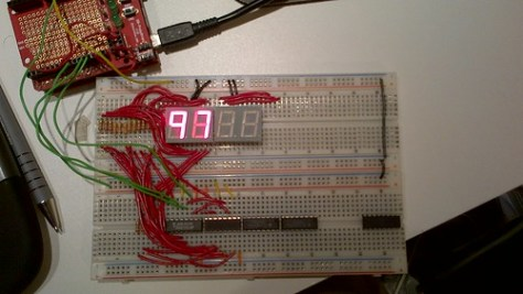 Arduino Countdown