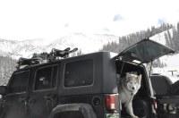 Snowboard rack - Jeep Wrangler Forum