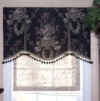 Window Valance Ideas | Casual Cottage