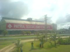 Fatherland, Socialism or Death