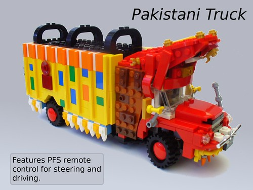 Pakistani Truck with PFS RC