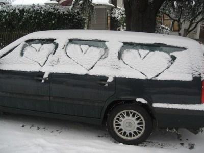loving car