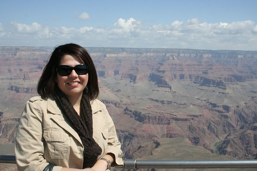 Alma sees the Grand Canyon for the first time