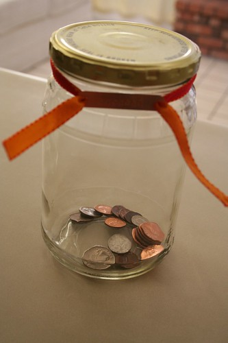 Jars of Renewal: Savings Plan
