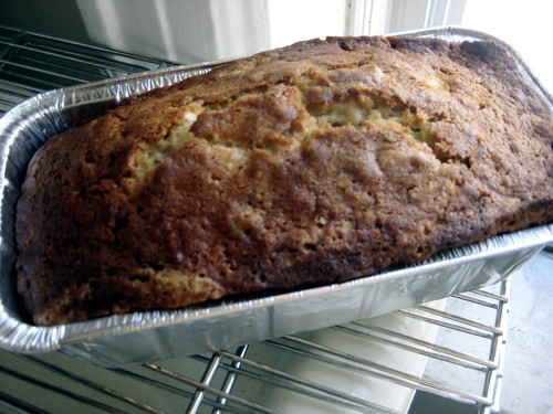 banana bread: the unveiling!