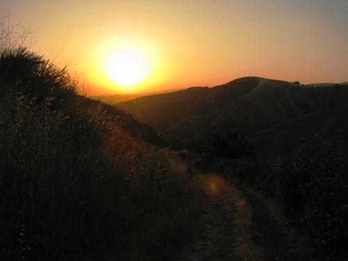 Chino Hills Sunset Hike