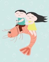Shrimp Kids