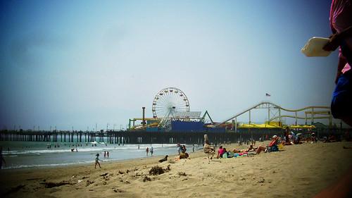 Santa Monica 海灘