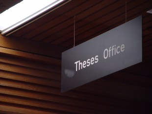 Theses Office