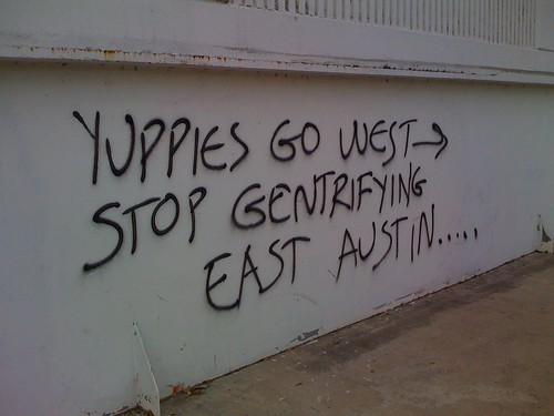 Yuppies Go West!