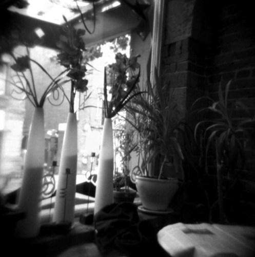 The window at Brioche