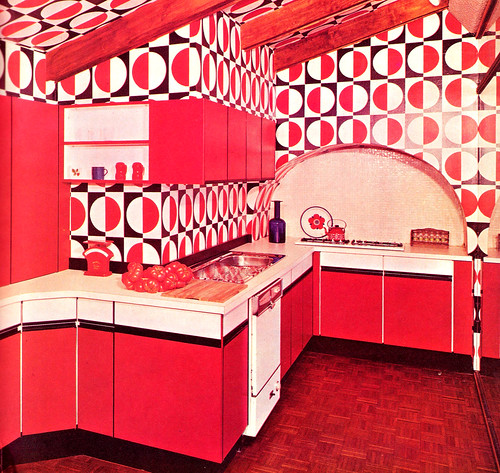 Luxury Kitchens 1976