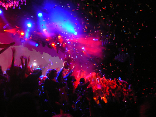 Girl Talk @ The Fillmore, SF 10/27/08