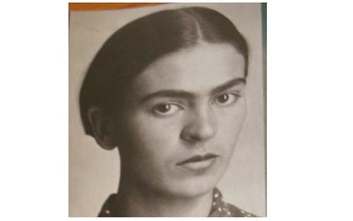 Frida as a girl