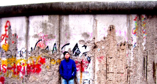 Remaining Part of Berlin Wall