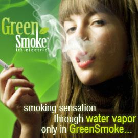 GreenSmoke Gifts
