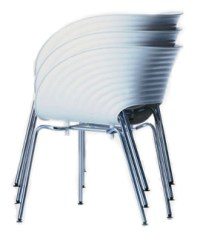 workalicious: tom vac chair by vitra