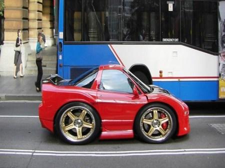 Mini Acura NSX R