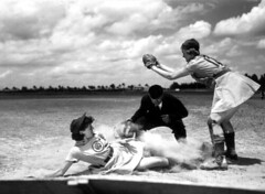 All American Girls Professional Baseball Leagu...