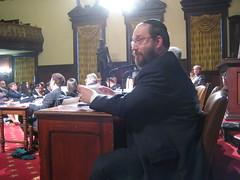 New York City Council Member Simcha Felder
