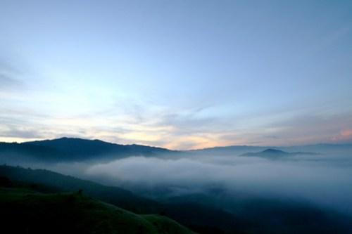 Dawn at Broga Hill