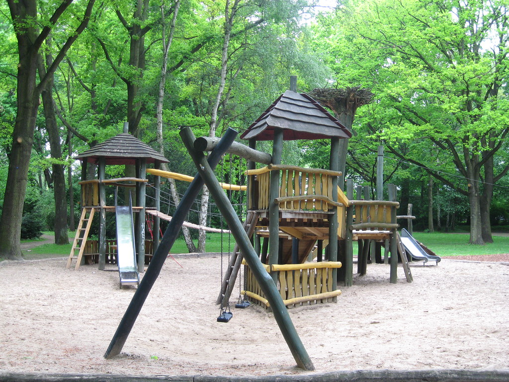 Spielplatz Berlin Westend The World S Best Photos Of Guessedberlin And Spielplatz Flickr