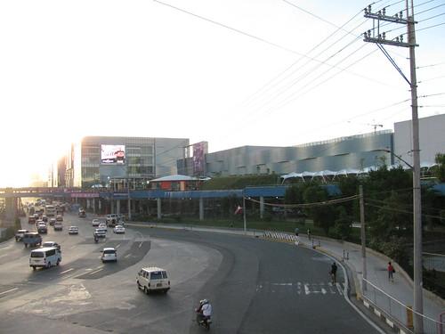 Sky Garden at SM City North EDSA
