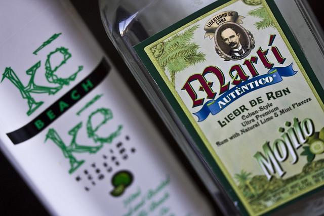 Mojito & Key Lime Liqueur