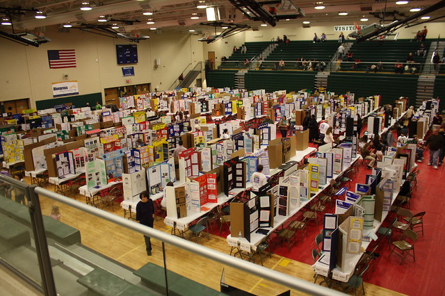 Science fairs and alternatives
