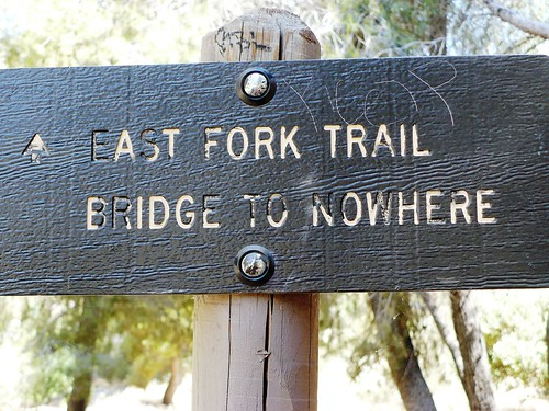 Bridge To Nowhere Hike (July 2009) 027