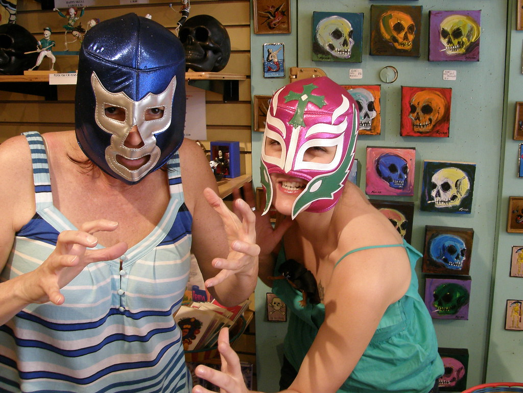 Lucha Libre Mujeres The World 39s Best Photos By Charlene F Flickr Hive Mind